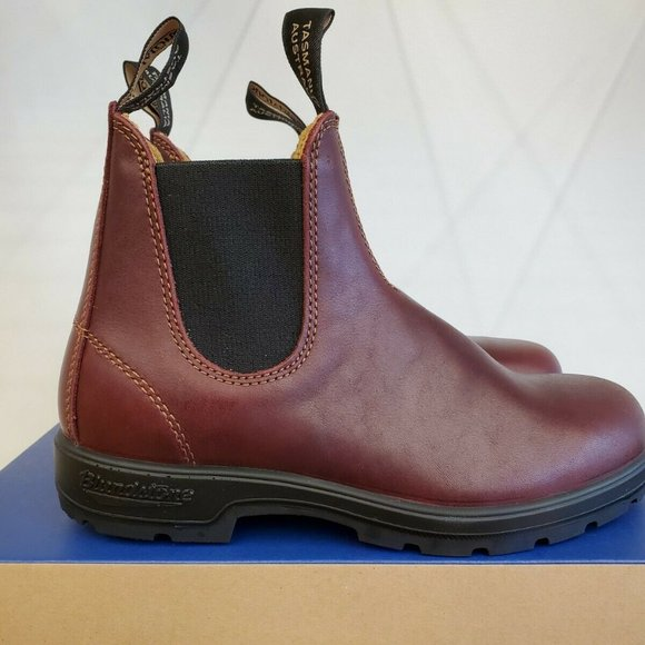 Blundstone 1440 Redwood Leather Chelsea Boots